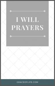 i-will-prayers